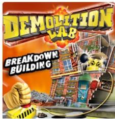Demolition Lab Breakdown Building
