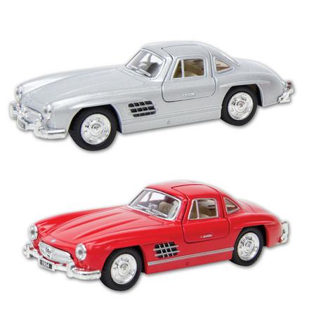 Diecast Mercedes
