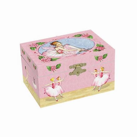 Enchantmints Ballerinas Musical Treasure Box