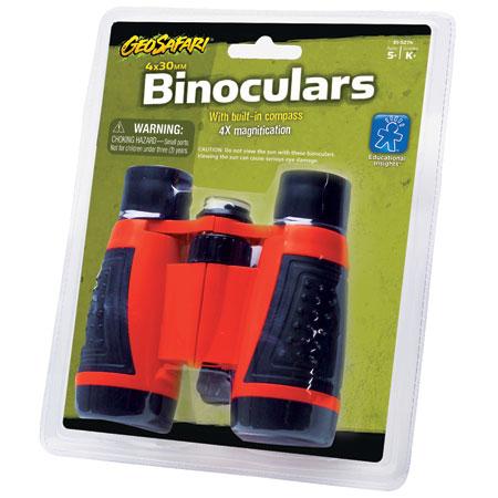 Geosafari Compass Binoculars
