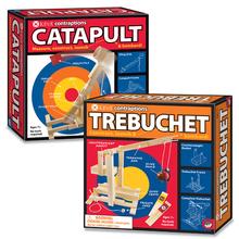 Keva Catapult and Trebuchet
