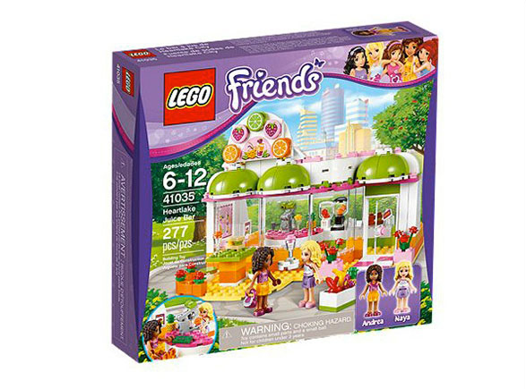 Lego Friends Heartlake Juice Bar