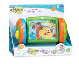 Lil Spinner Activity Roller