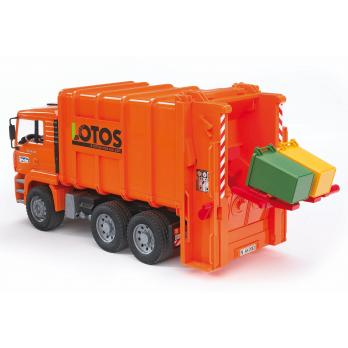MAN TGA Rear Loading Garbage Truck