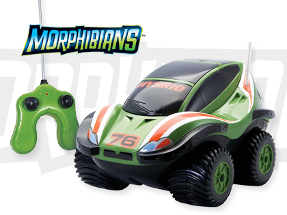 Morphibians Rover