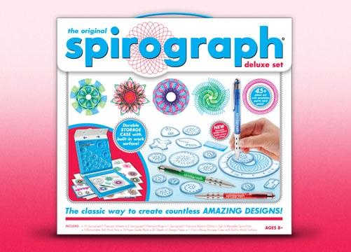 Original Spirograph Deluxe