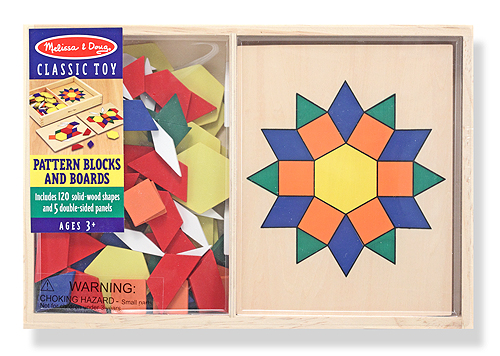Patterns, Blocks And Boards