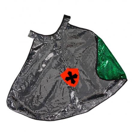 Reversible Dragon Knight Cape