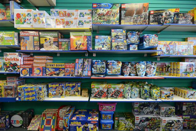 The Toy Corner