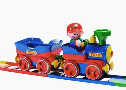 Tolo First Friends Train Set