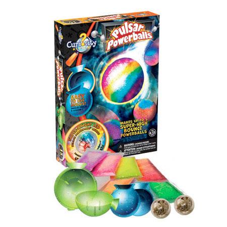 Curiosity kids pulsar powerballs